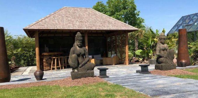 Statues - lampes - pots Kaolan monde et jardins