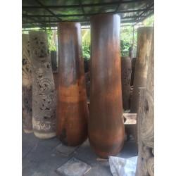 Pots en coco non sculptés Kaolan monde et jardins