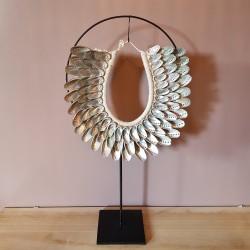 Collier Papou traditionnel