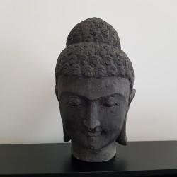 Tête de bouddha déco intérieure
